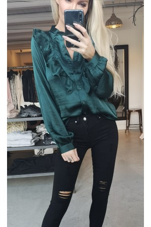 Line Beauty Shirt - Green